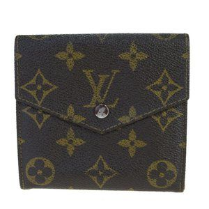 Louis Vuitton Portumone Bier Cult Credit M61660 Le